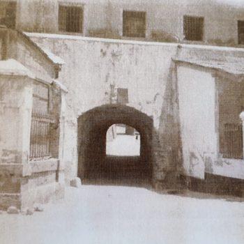 Falsabraga en el siglo XX. Catálogo de monumentos y placas. ICAM y FMCM