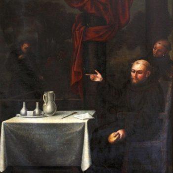 Retiro de San Benito a Subiaco. Fotografía de Miguel Gómez Bernardi