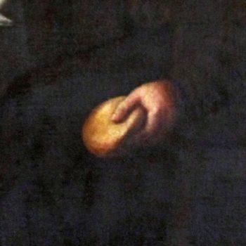 Retiro de San Benito. Detalle del pan