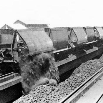 Transporte del mineral