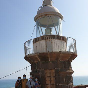 Visitas al Faro