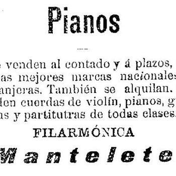 Filarmónica Mantelete 1904
