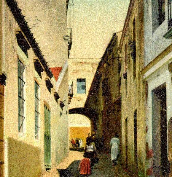 Barrio de Medina Sidonia