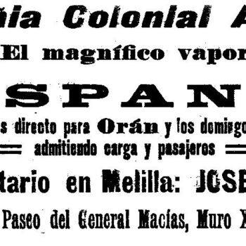 Compañía colonial africana 1910