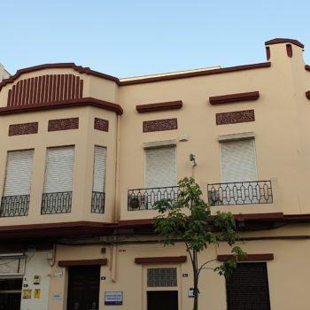 Edificio calle Justo Sancho Miñano 01