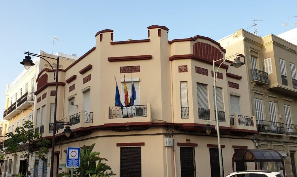 Edificio calle Justo Sancho Miñano