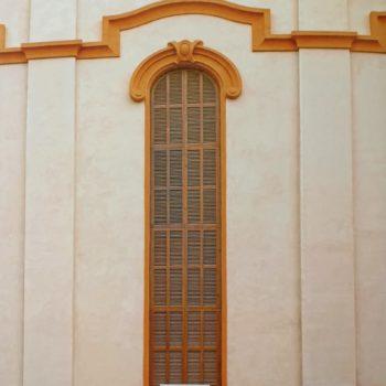Fachada lateral Teatro Kursaal. Fotografía de El teatro Kursaal. CAM (2)