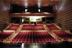 Teatro Kursaal. Interior. Web de la Ciudad Autónoma de Melilla