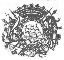 Escudo heráldico de Antonio Barceló. Wikipedia