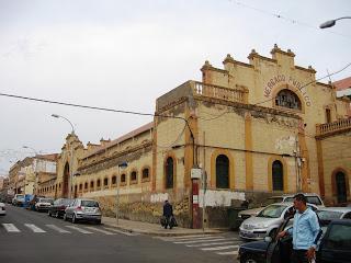 Mercado del Polígono (2005). Estampas Melillenses blogspost